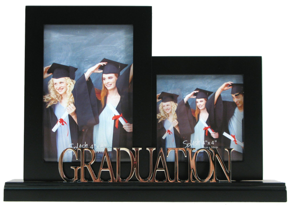 Grad Double Frame -