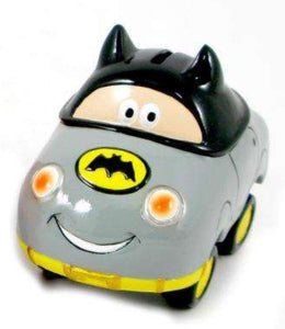 Bank - Car - Batman