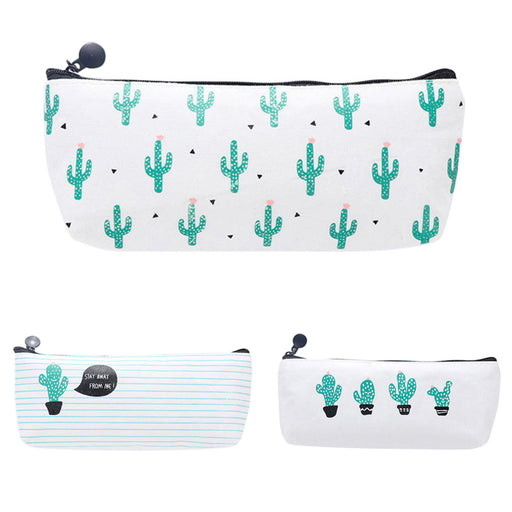 Cactus Makeup Bag- | What-A-Prick Shop