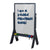Contempo Peek-A-Boo Art Easel