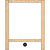 Deluxe Learn and Play Art Center - LP0280 (R1) - White Board