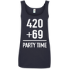 420 + 69 party time - shirt, hoodie, tank