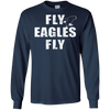 Fly eagles fly  - shirt, hoodie, tank