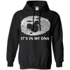 Drummer Apparel : It's in my DNA shirt, hoodie, tank
