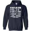Farmer multitasking like beer problem solving requires caffeine - shirt, hoodie, tank
