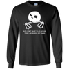 But i don't want to go outside there are people out there - shirt, hoodie, tank