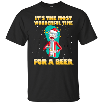 Rick And Morty : It's the most wonderful time for a beer  shirt, hoodie, tank