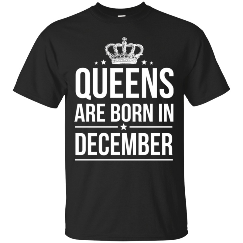Queens are born in December. shirt, hoodie, tank