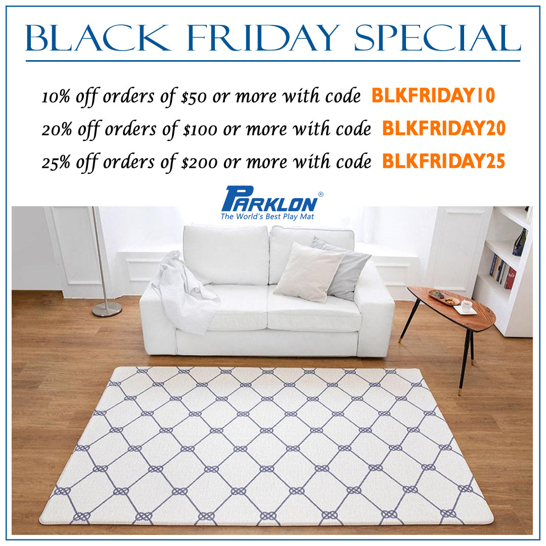 Buy More, Save More with Parklon's Black Friday Sale!