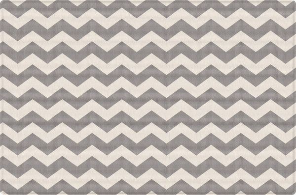 Design Cushion Mat - Urban Zig Zag
