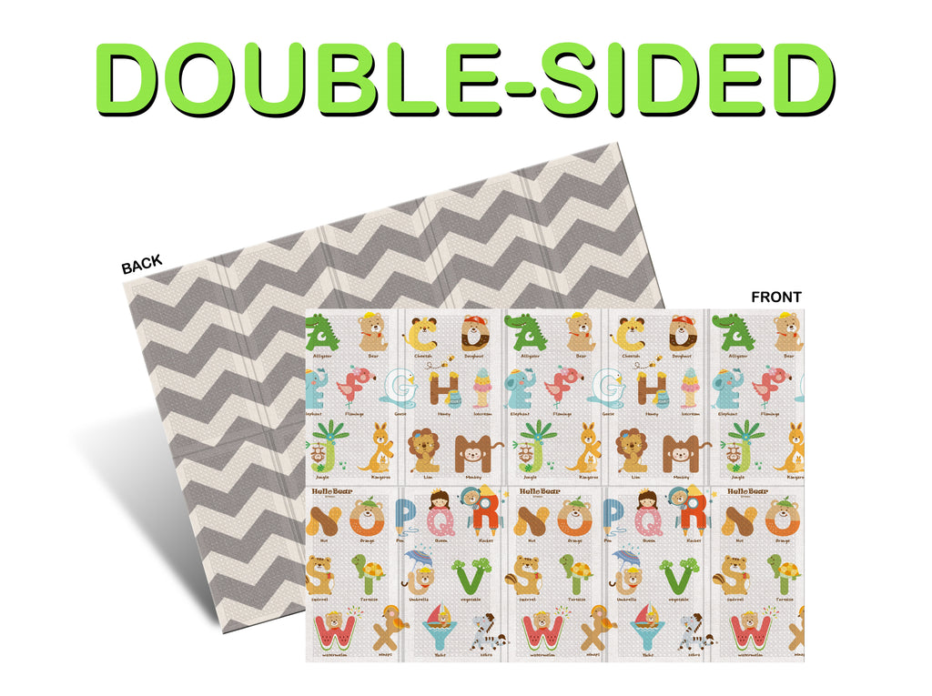 Double-Sided Portable Play Mat *NEW*