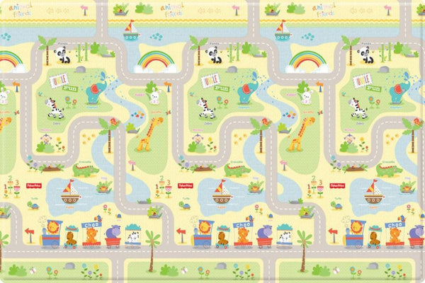 Soft Mat - Fisher-Price Smile Road