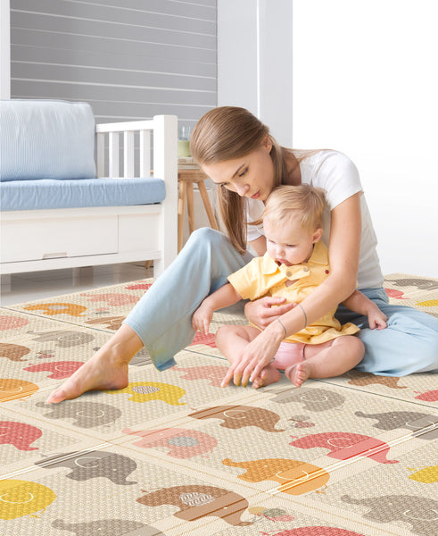 Portable Play Mat - Little Elephant