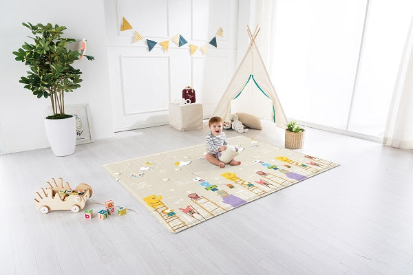 Pure Soft Mat - Yellow Bear Little Star