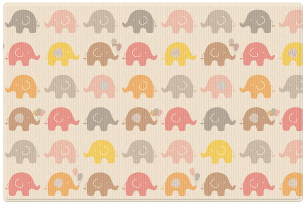 Baby Soft Play Mat - Little Elephant