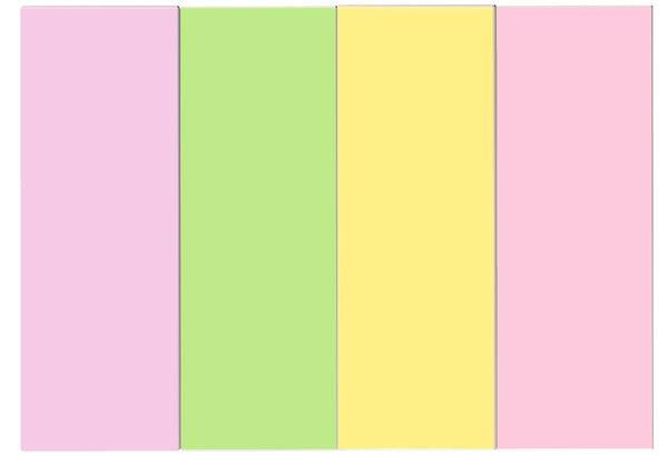 Pure Space Folder Mat - Pastel