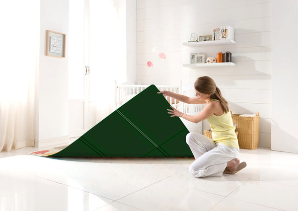 Portable Play Mat - Urban Zig Zag