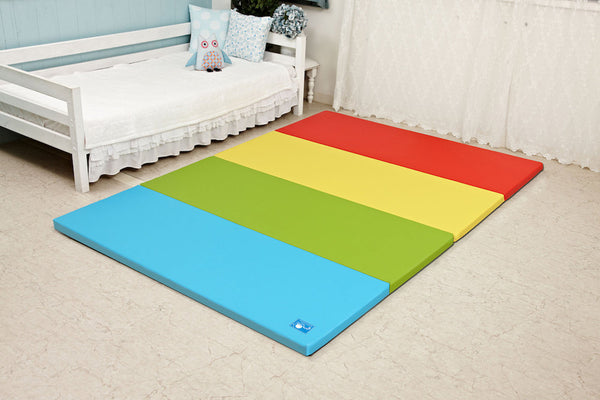 Space Folder Mat - Vivid Primary