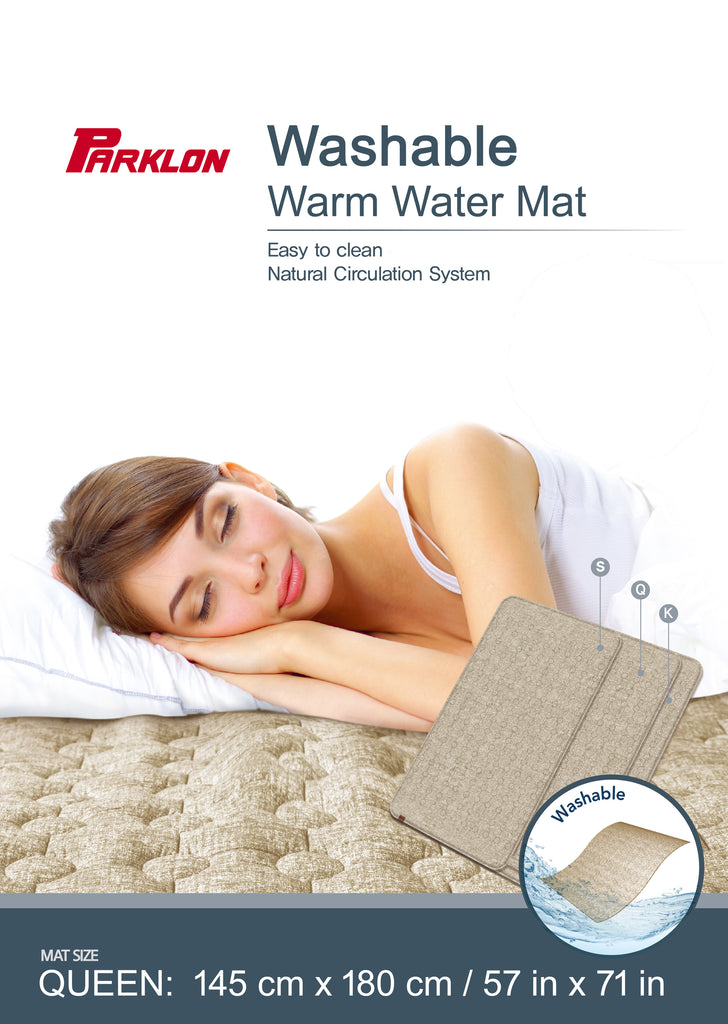 Parklon Onsu Mat - Water Heated Mattress Pad