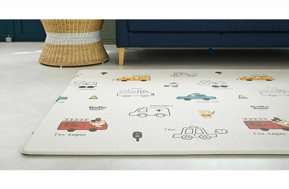 Pure Soft Mat - Hello Bear Beep Beep *NEW*