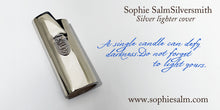 Sterling Silver Bic Lighter Case - SophieSalm