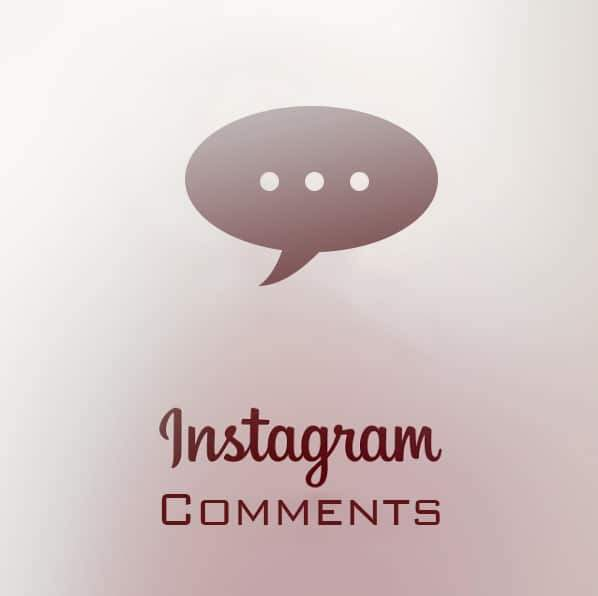 Instagram Comments Free Trial