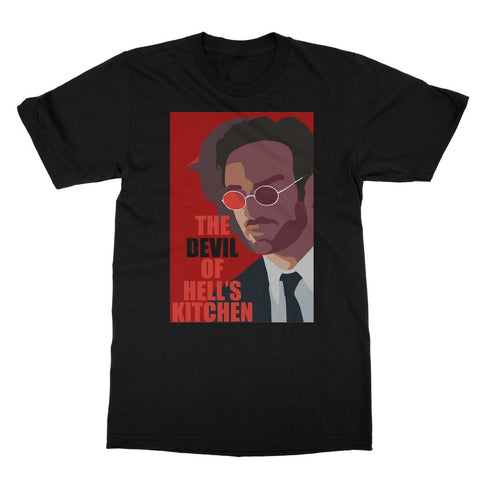 Daredevil The Devil of Hells Kitchen Matt Murdock T-Shirt