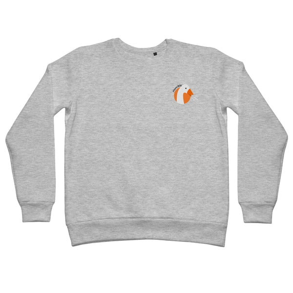 Horrible Goose Game Fan Art Funny Gift  Retail Sweatshirt