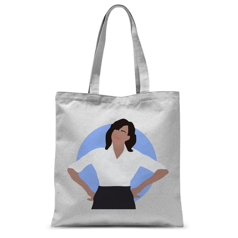 Michelle Obama Tote Bag (Cultural Icon Collection)