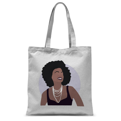 Hollywood Icon Apparel - Viola Davis Tote Bag