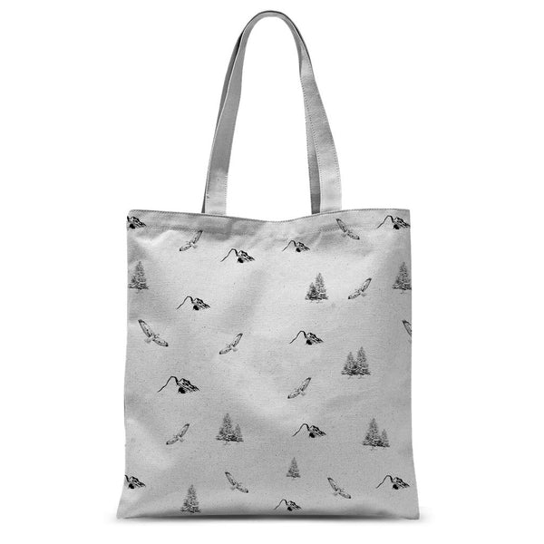 Outdoor Adventure Tote Bag (Travel Collection)
