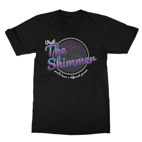 Annihilation Apparel - 'Visit The Shimmer' T-Shirt