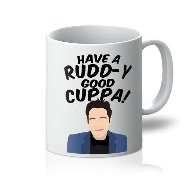 Have a Rudd-y Good Cuppa! Paul Rudd Fan Gift Tea Coffee Xmas Love  Mug