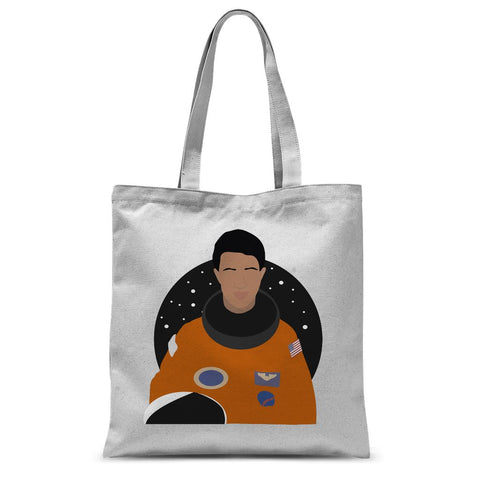 Cultural Icon Apparel - Mae C. Jemison Tote Bag
