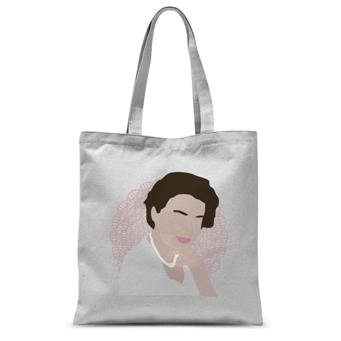 Cultural Icon Apparel - Rosalind Franklin Tote Bag