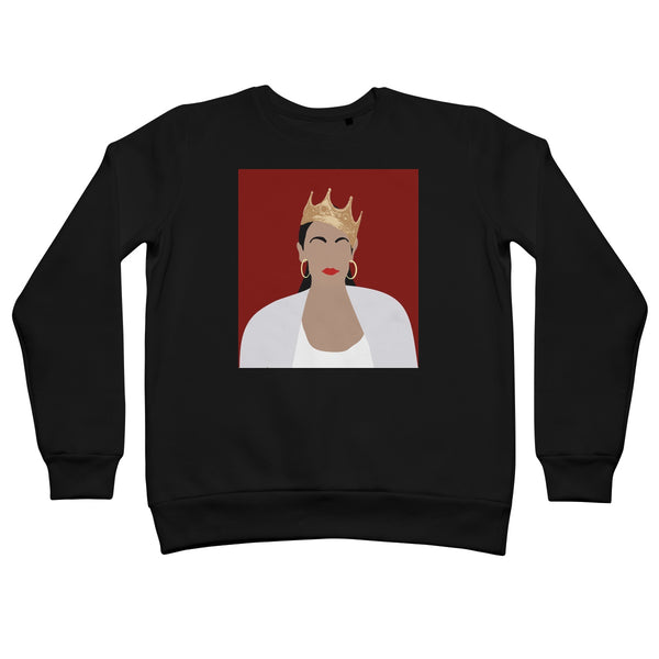 Notorious AOC Biggie Smalls Red design Retail Sweatshirt