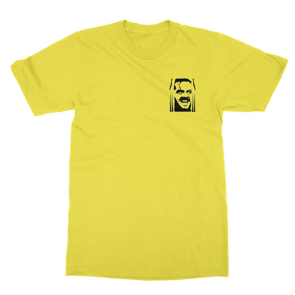 The Shining Apparel - Jack Torrance T-Shirt (Left-Breast Print)