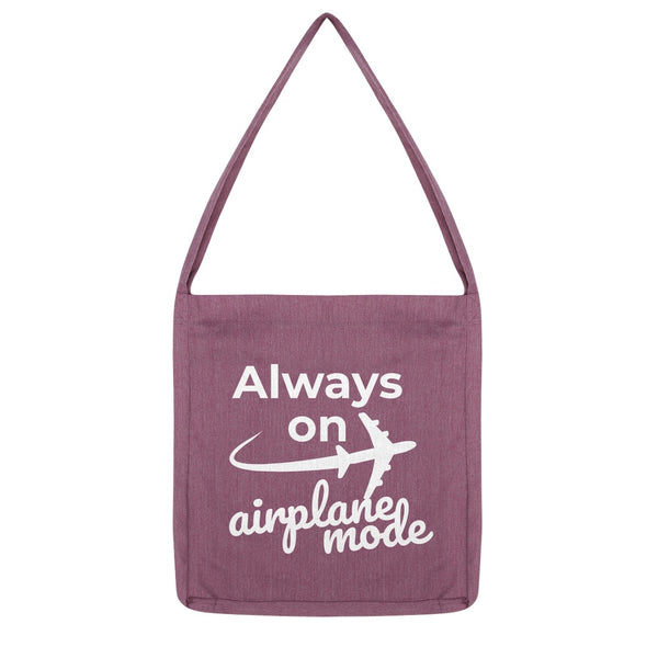 Travel Fashion - Always On Airplane Mode Carry-On Tote Bag (More Colours Available)