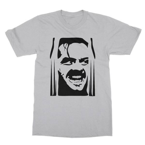 The Shining Jack Torrance T-Shirt (Halloween Collection, Big Print)