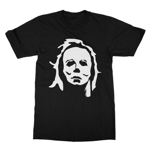 Halloween Apparel - Michael Myers T-Shirt (Big Print)