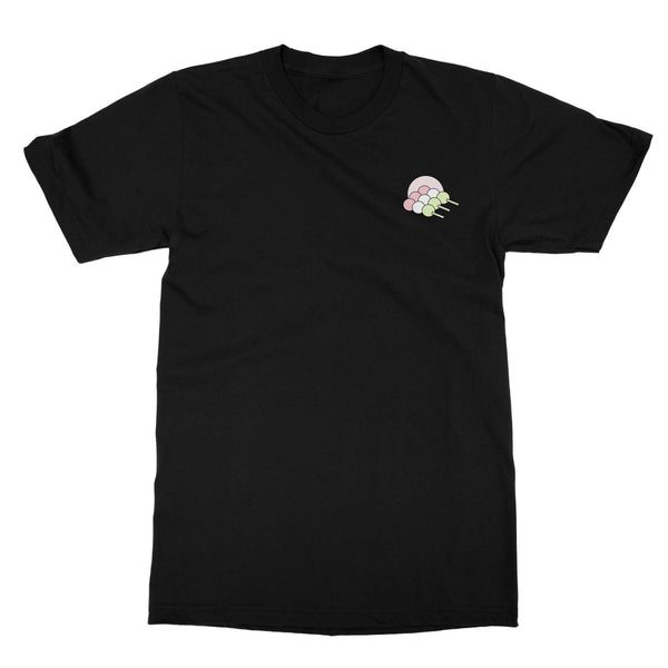 Japanese Mochi Sticks T-Shirt (Foodie Collection)