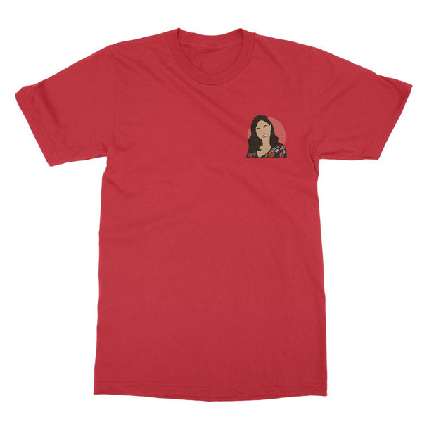 Hollywood Icon Apparel - Constance Wu T-Shirt (Left-Breast Print)