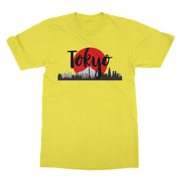 Tokyo Skyline T-Shirt (Travel Collection)