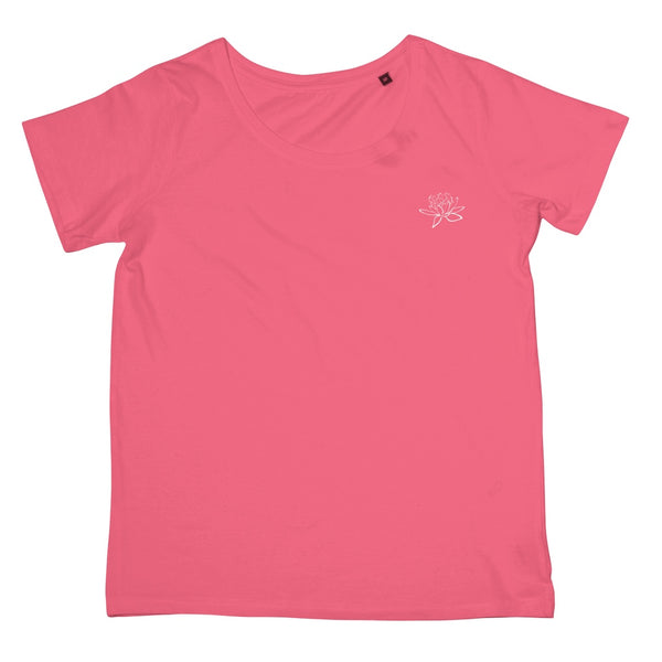 Water Lily T Shirt in Women's Fit
