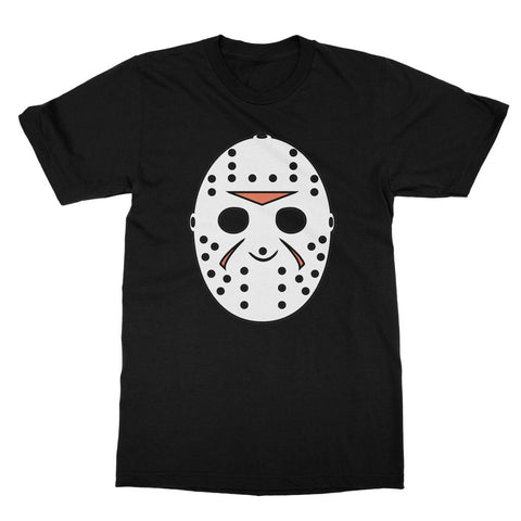 Friday the 13th Apparel - Jason Voorhees T-Shirt (Big Print)
