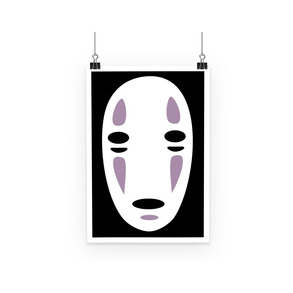 My Neighbor Totoro Poster - No Face