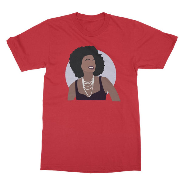 Viola Davis T-Shirt (Hollywood Icon Collection, Big Print)