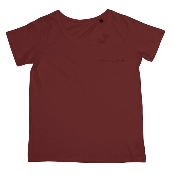 Travel Collection Apparel - Free as a Bird T-Shirt (Women's Fit)