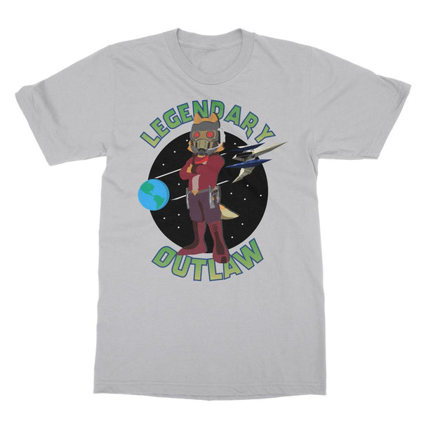 Star Fox Apparel - Star Lord Mash Up T-Shirt