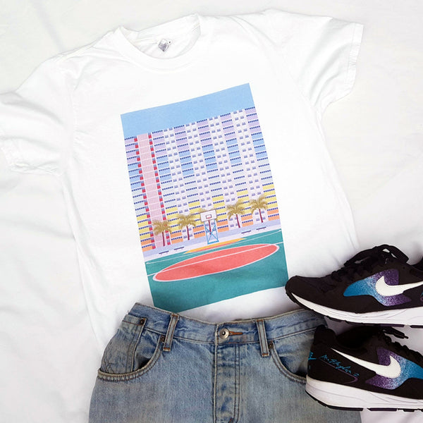 Choi Hung Estate T Shirt - Hong Kong Fashion by The New Aesthetic
